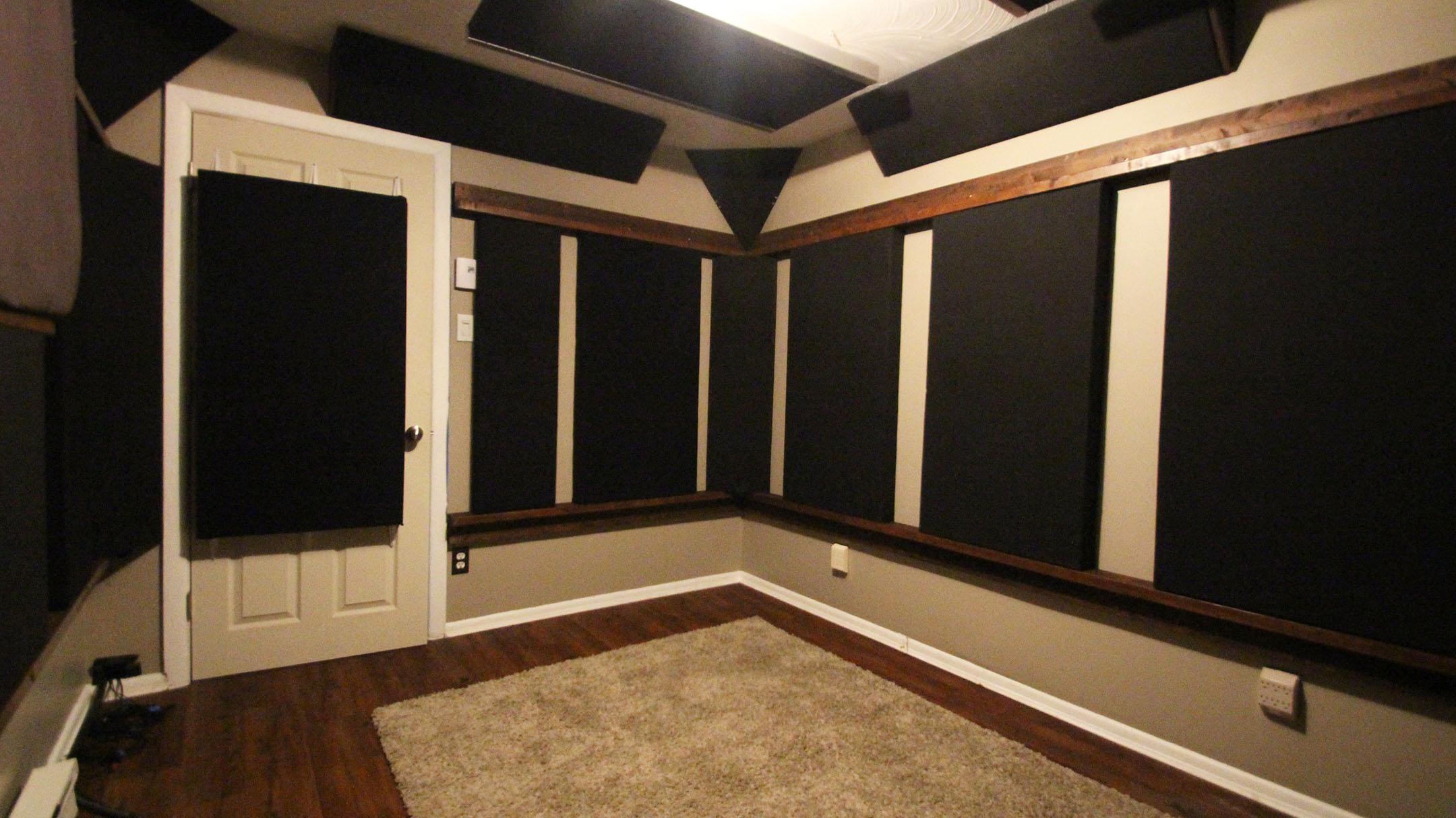 Apartment 2 Recording Live Room