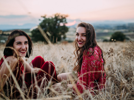Geschwisterliebe und ganz viel Italienflair
