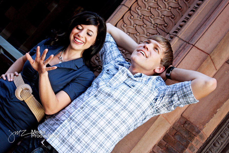 Engagement Photography Portraiture