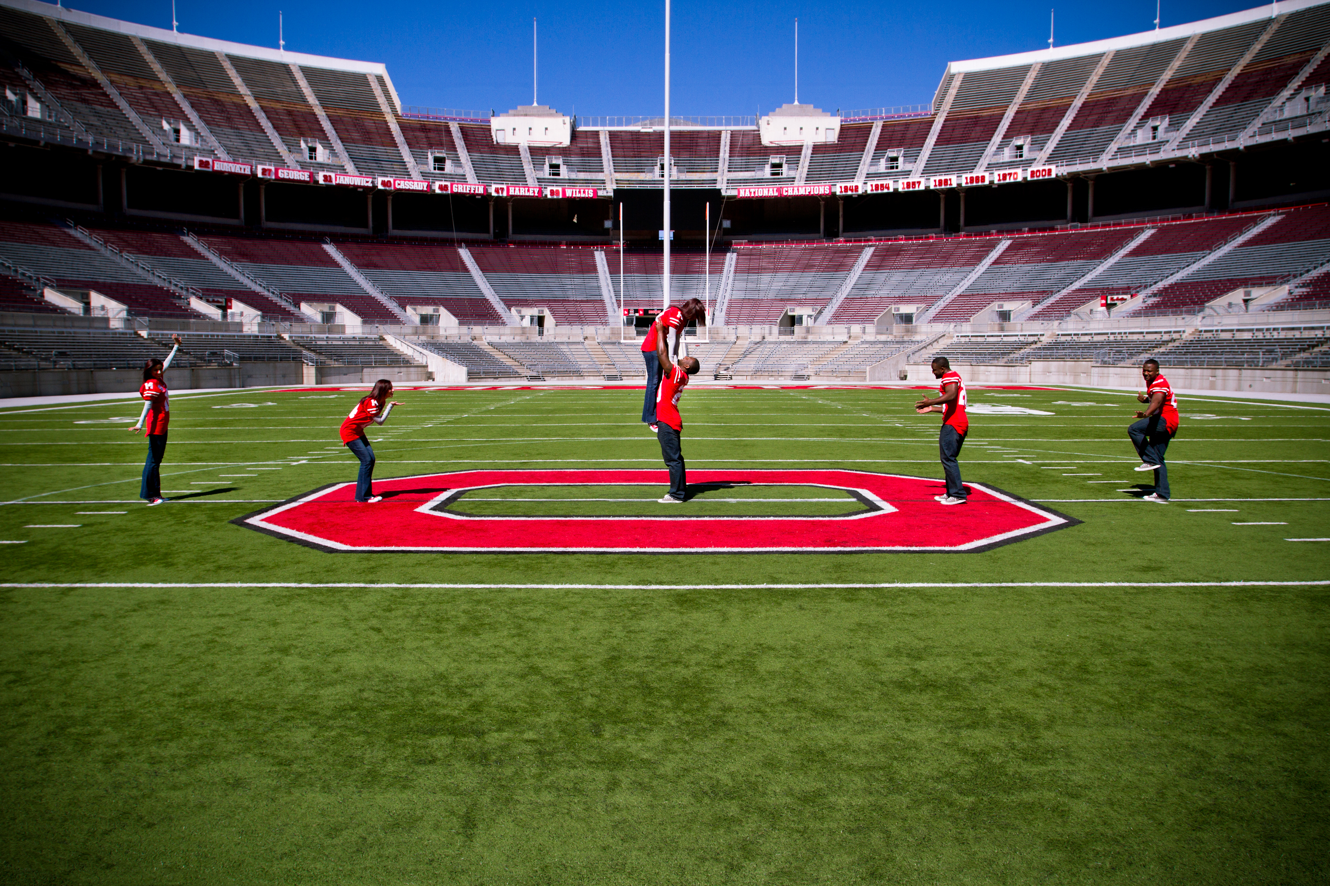 Ohio Stadium Columbus Ohio