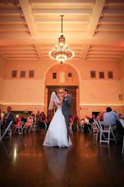 Cella Wedding at the Vault Columbus