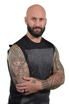 Fitness Portraits and Headshots