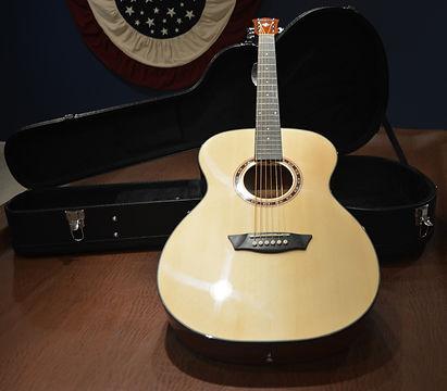Washburn Guitar $250 value.JPG