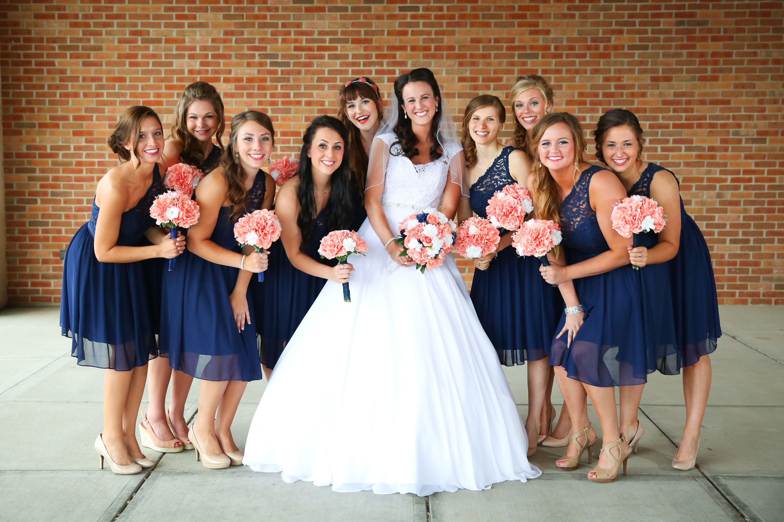 Bridesmaids Worthington Christian