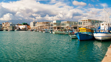 Limassol Port to become a development hub for the economy.