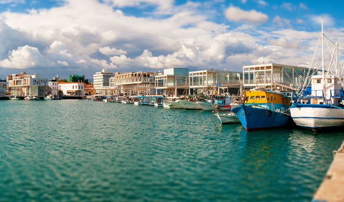 Limassol Port to become a development hub for the economy.