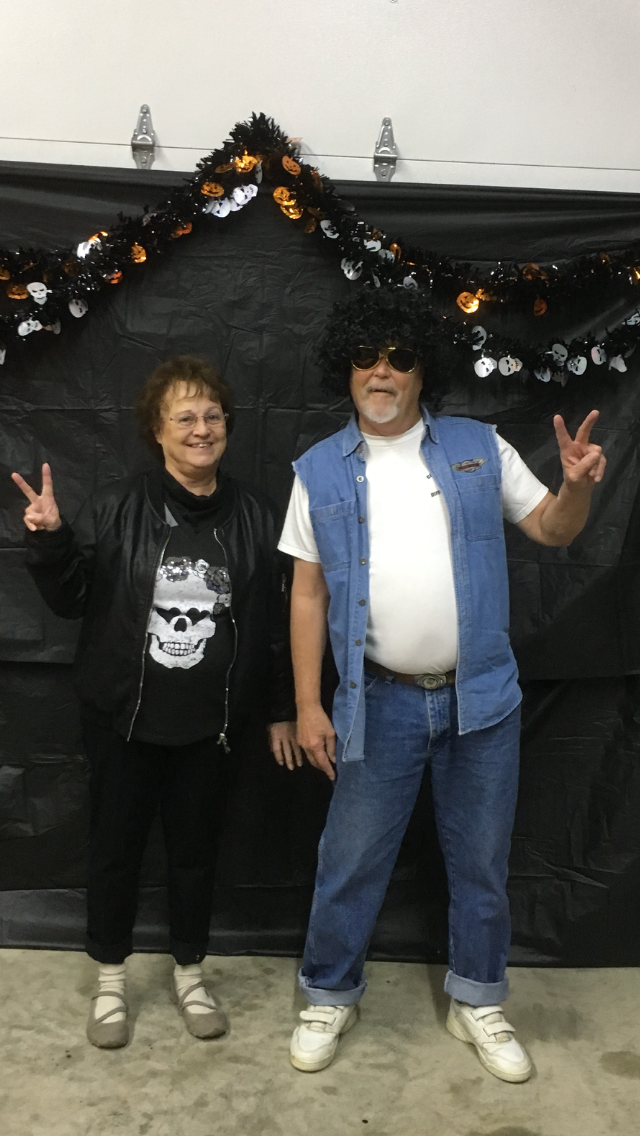 HOGoween Bob and Sharon2