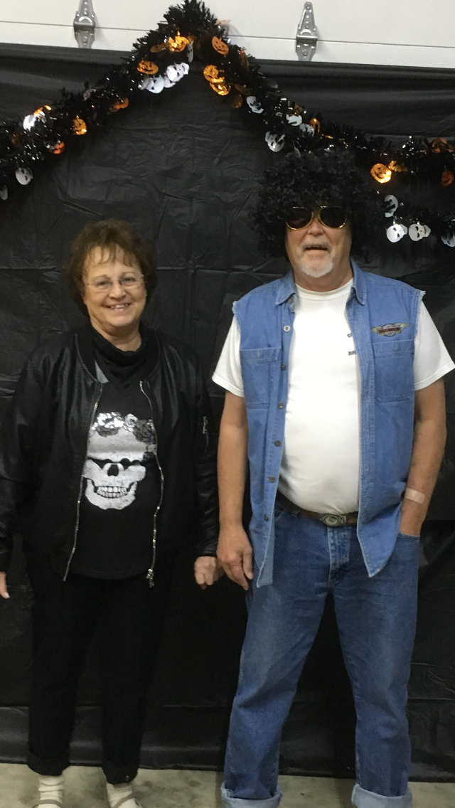 HOGoween Bob and Sharon