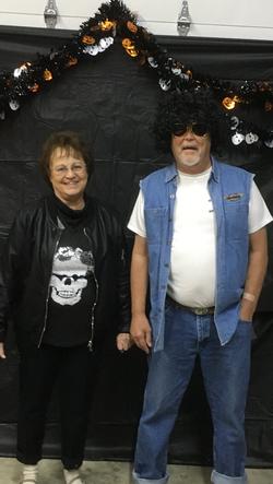 HOGoween Bob and Sharon