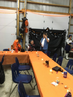 HOGoween Party2