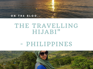 The Travelling Hijabi; The Philippines