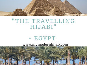 """The Travelling Hijabi"" - Egypt"
