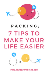 7 Packing Tips to Make Your Life Easier