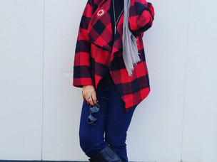 Wear it Now! Plaid for Fall!