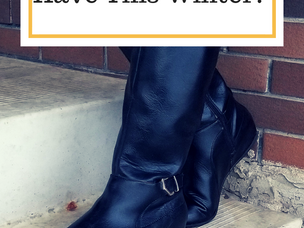 3 Boots You Must Have This Winter!