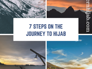 7 Steps on the Journey to Hijab
