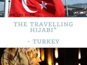 The Travelling Hijabi; Turkey