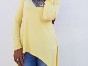 How to Wear Yellow with Confidence