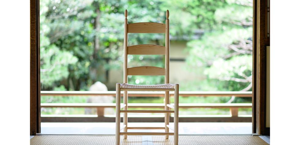 Shaker Chair 2019 by Masayuki Unoh