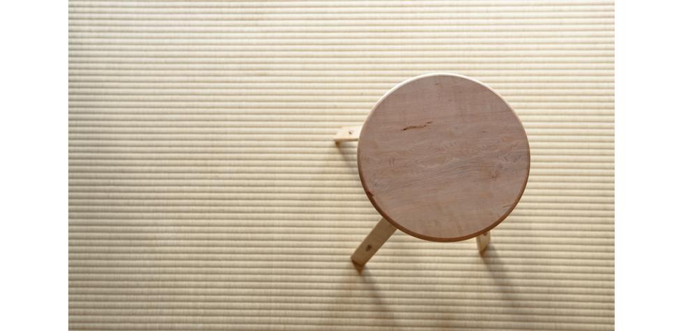 キッチンスツール(Lowサイズ)by Junsei Fujimoto