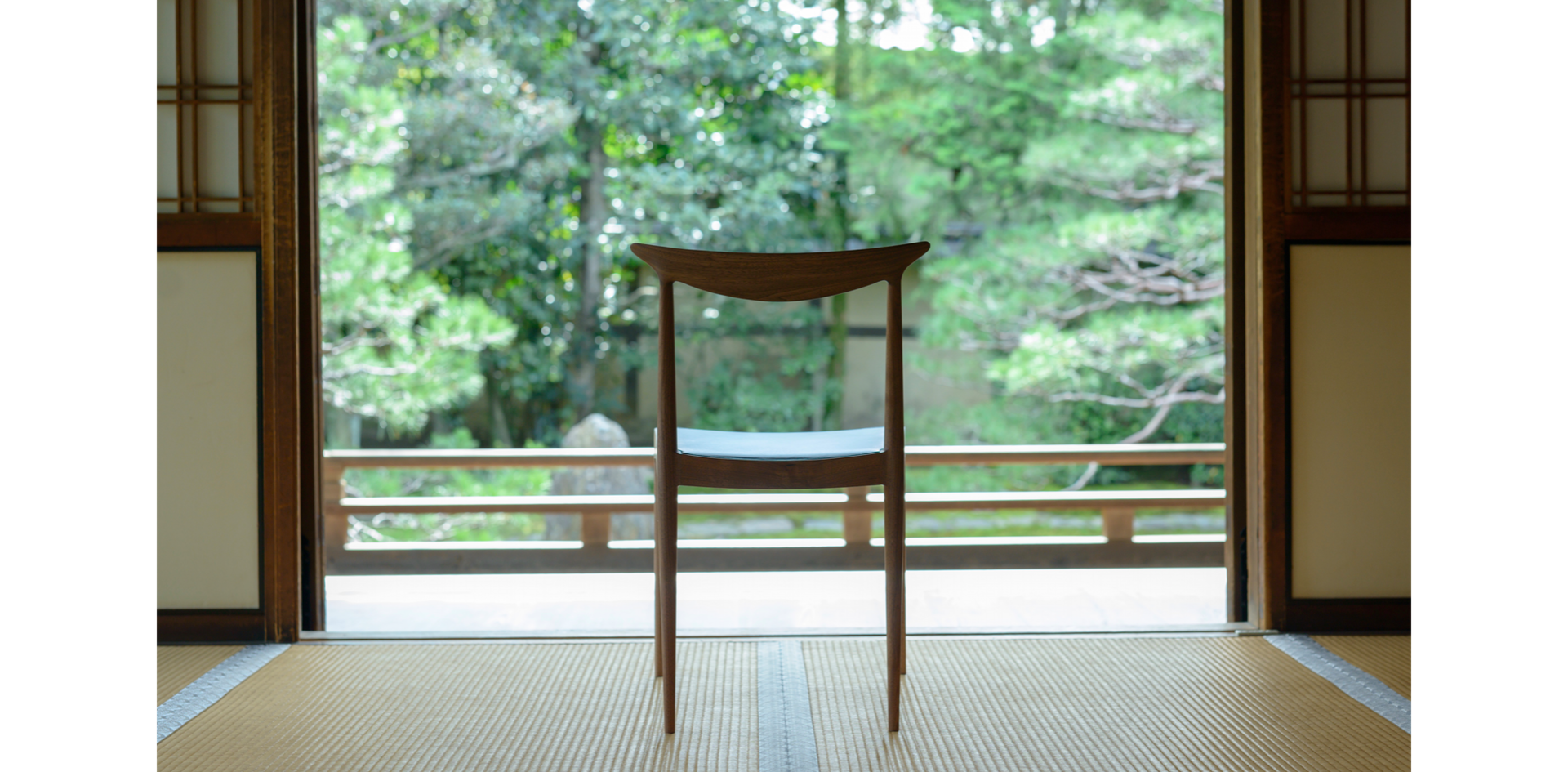 F-chair by Hiroya Sekino