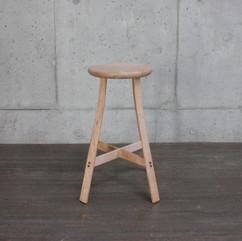藤本順正(木の椅子Jun.)1