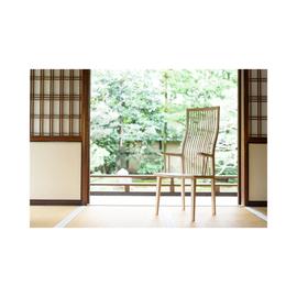 トーチェア ハイバック by Kyoto Sumiyama Asakura Mokko
