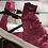 Thumbnail: #509 AS98 Women's Fuchsia Laser Cut Hybrid Sneaker/Sandal