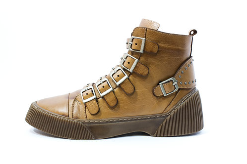 #169 SpringStep Women's High Top Sneaker