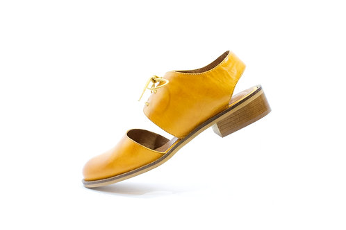 #039 Relance Women's Leather Sandle