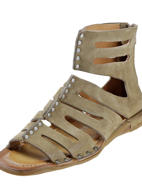 * Tiger Color Only! Gladiator Flat Sandal