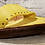 Thumbnail: #558 AS98 Women's Yellow Studded Sandal