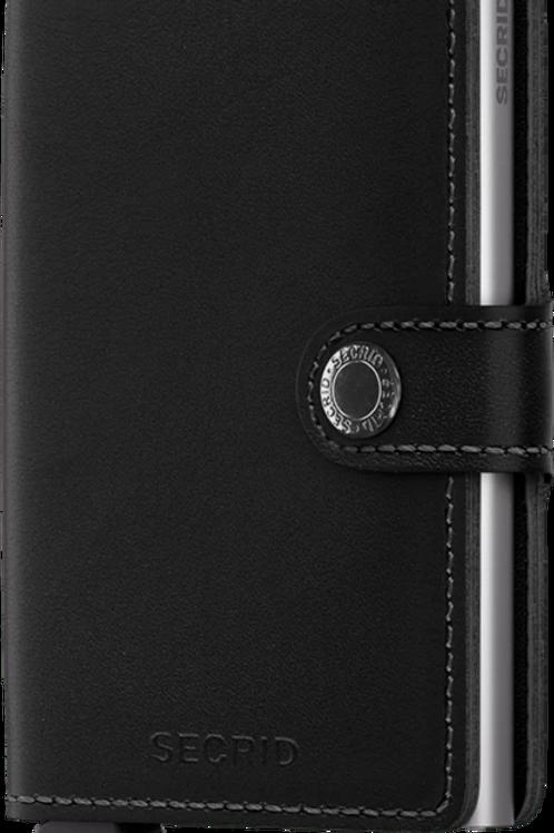 SECRID Wallet (Original Black)