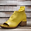 Thumbnail: #613 AS98 Women's Yellow Block Heel