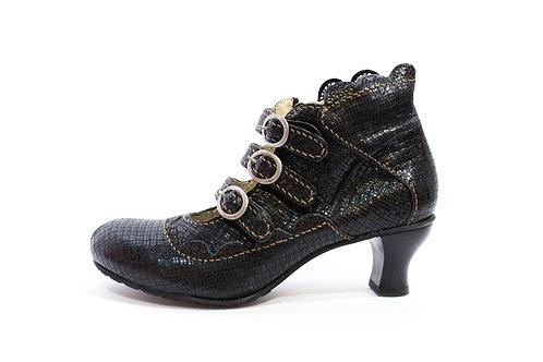 #018 Rovers Women's Leather Heel