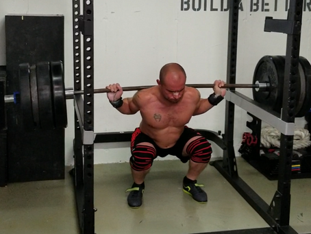 A simple but effective powerlifting program for big strength gains