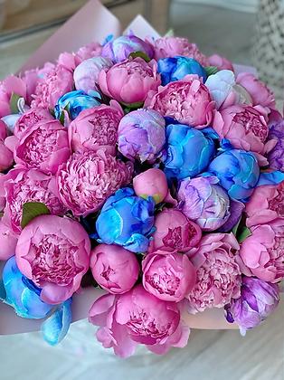 Peonies Bouquet - 50