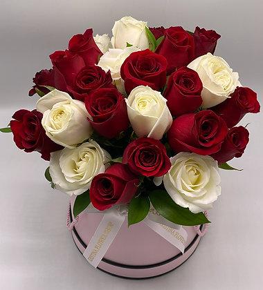 Mixed Roses Box