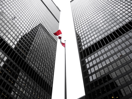Where does Canada stand in business across the globe?