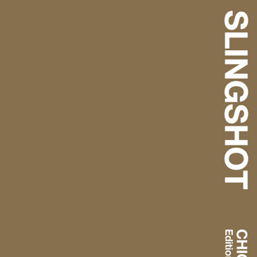 2018 Slingshot Fund Chicago Guide-Copywriting the profiles for 13th Slingshot Guide to Jewish Innovation