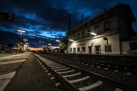Bahnhof Hochheim
