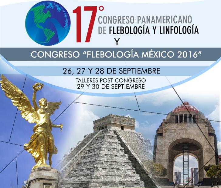 17° Congreso Panamericano de Flebología 2016