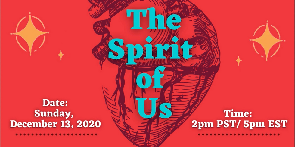 STAGED STORIES Episode #7: The Spirit of Us
