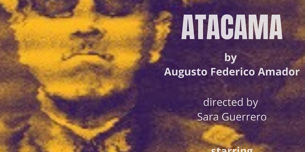 ATACAMA by Augusto Federico Amador