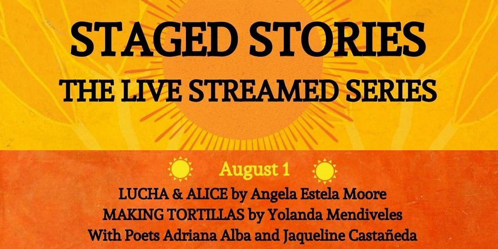 STAGED STORIES: The Live Streamed Series Ep#3-Pleasure, Truths and Conflicts