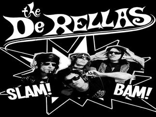 The DeRellas Tour 2014