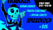 Spizzology special guests at Taurus Trakker new album launch - The Alleycat 31/07/2014