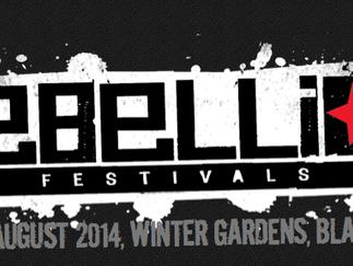 SPIZZENERGI - Rebellion Festival 2014