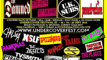 UNDERCOVER FESTIVAL 2015