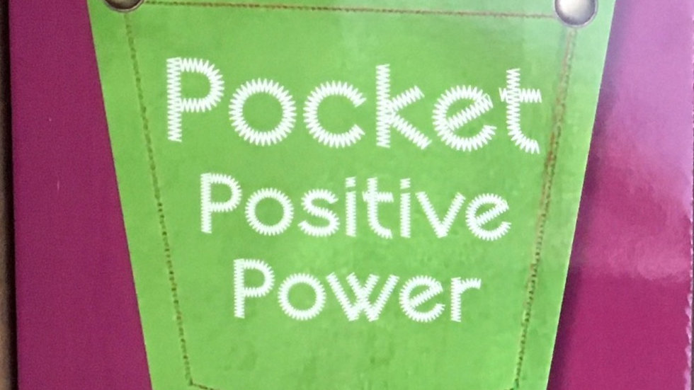 POCKET POSITIVE POWER